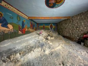 Место, где убили архидиакона Стефана