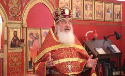 Проповедь прот. Сергия Лукьянова в праздник Новомучеников и Исповедников Церкви Русской