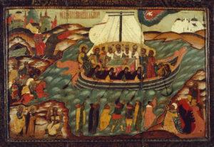Церковь Христова - корабль спасения