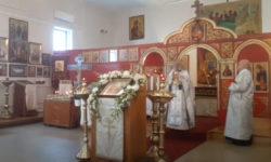 Неделя святых жен-мироносиц. 3 мая 2020