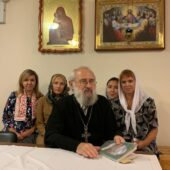 Духовные беседы в храме Новомучеников Российских в Бруклине