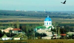 Церковь Рождества Христова, село Васильевка Снигиревского района Николаевской области